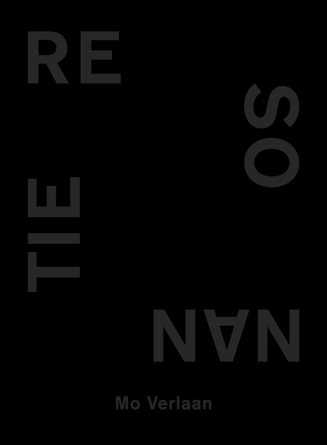 Mo Verlaan_Resonance Book_Titlepage 01