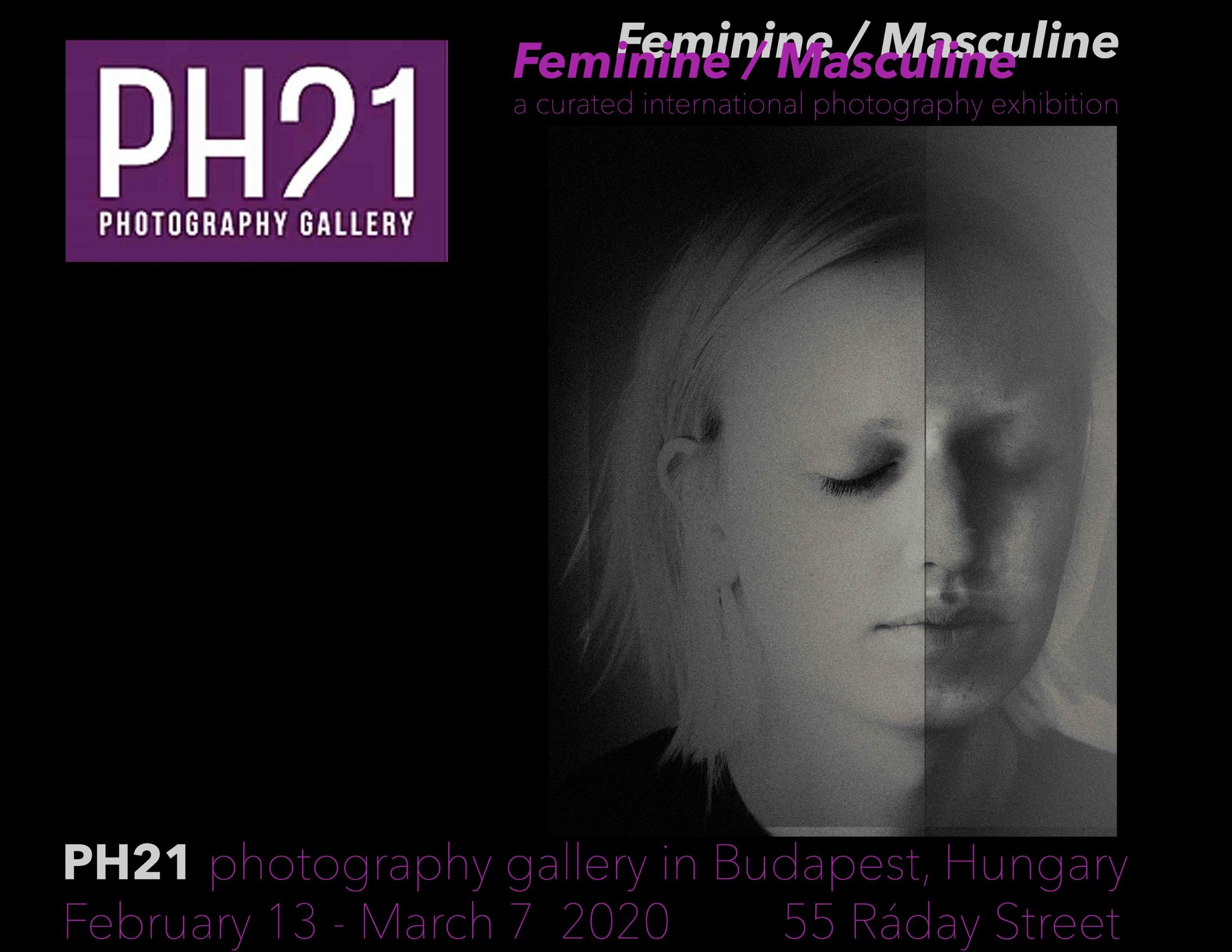 PH21_Exhibition Feminine/Masculine